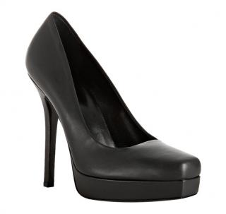 Gucci 'Tile' high heel platform pump