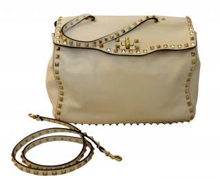 Valentino Rockstud White handbag