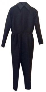 Emilia Wickstead Black Jumpsuit