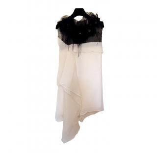 Embelished Roksanda Ilincic silk dress