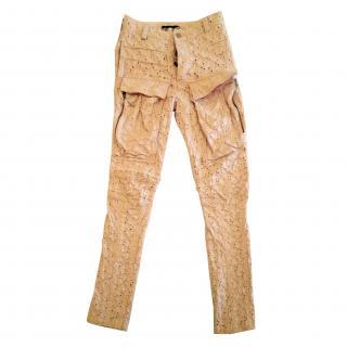 GIANFRANCO FERRE' Trousers