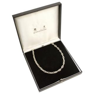Mappin & Webb Silver Chain Necklace