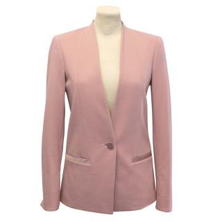 By Marlene Birger 'Brinda' Dusky Pink Blazer