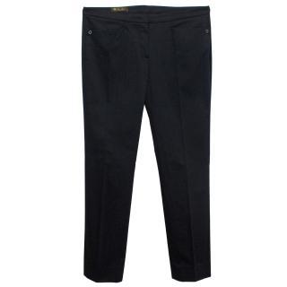 Loro Piana Women's Trousers with Zip Detailing