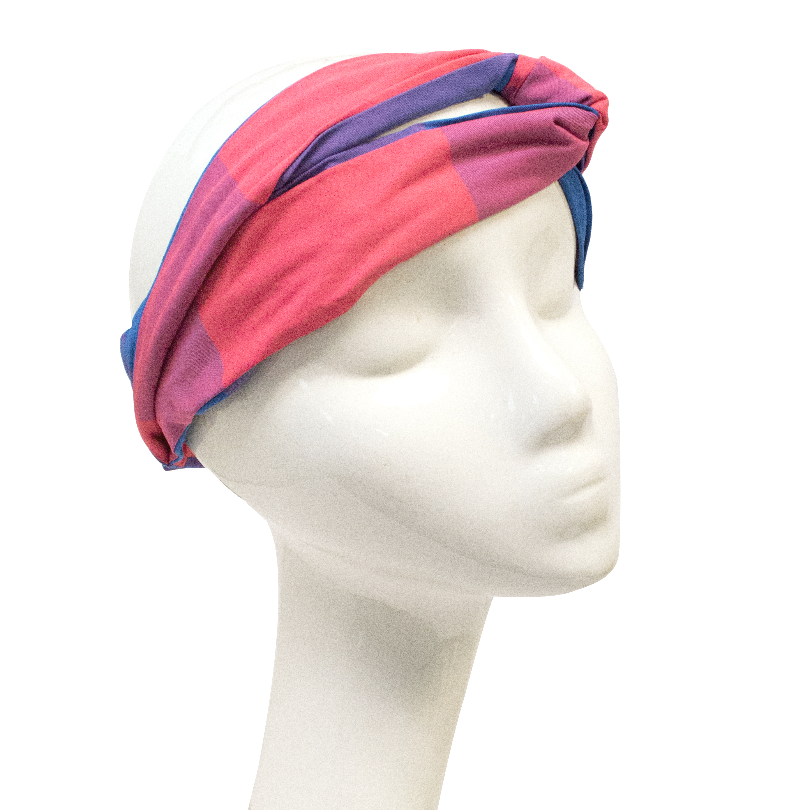 Marc by Marc Jacobs Pink and blue Headband