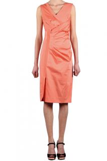 Sportmax Coral Dress