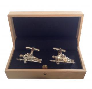 Links of London  Silver Beefeater Cufflinks