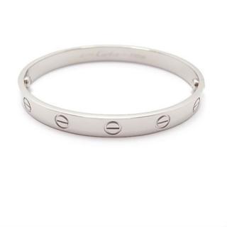 Cartier Love Bracelet 18ct Gold Size 20