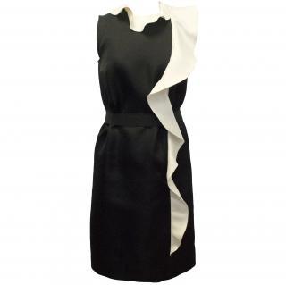 Lanvin Silk Black Dress