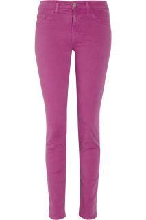 J Brand Fuchsia Skinny Leg Jeans