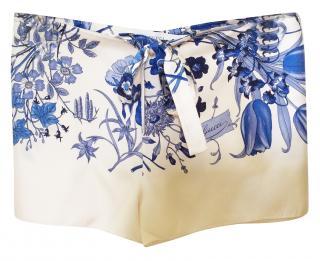 Gucci Wrap Floral Short