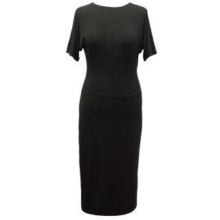 Tamara Mellon Black Dress