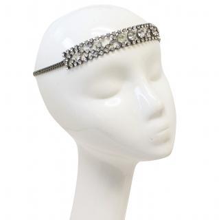 Jennifer Behr Crystal Embellished Headband