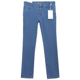 MIH 'Paris' blue jeans