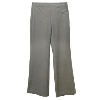 Joseph Grey Wool Trousers