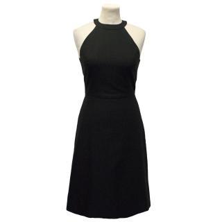 Goat Black Sleeveless Dress