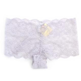 Myla Pale Lilac Lace Briefs