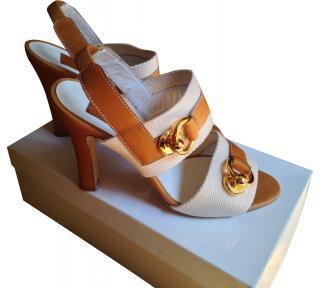Manolo Blahnik high heel sandals