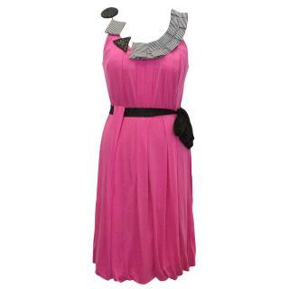 Erotokritos Pink Dress