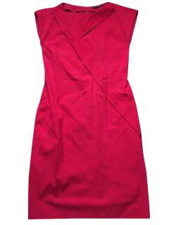 Hugo Boss Red Dress