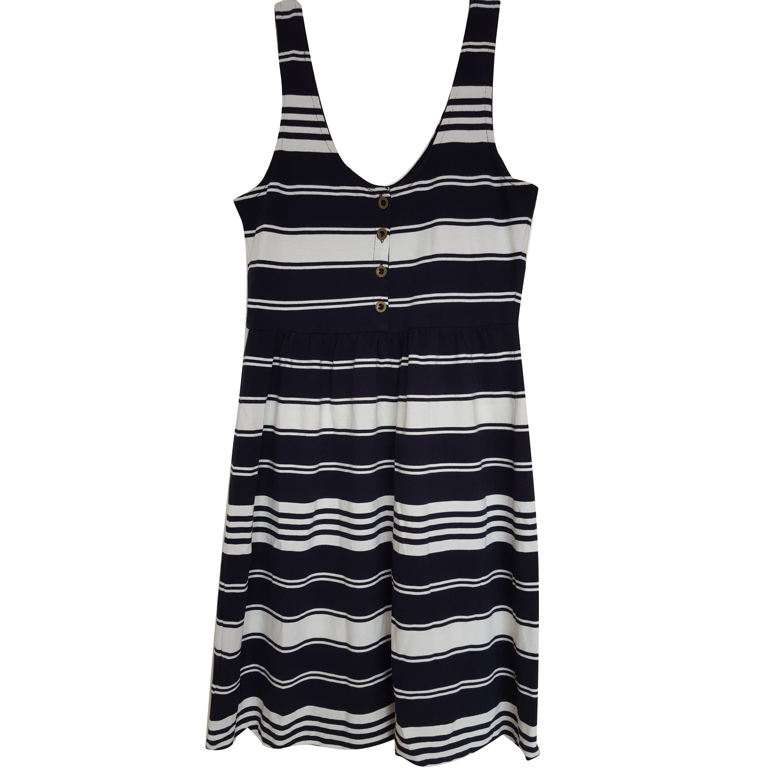J.Crew Navy Cotton Dress