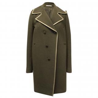Givenchy Army Green Coat