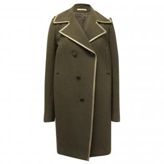 Givenchy Army Green Coat