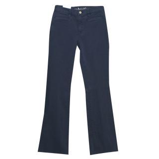 Mih Jeans 'Marrakesh' Blue Kick Flare Jeans