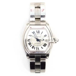 Cartier Roadster Watch in Silver