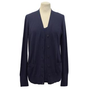 Loro Piana Fine Cashmere Cardigan and Top