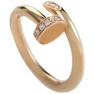 Cartier Diamond Juste un Clou Ring 18ct Gold RRP �2950