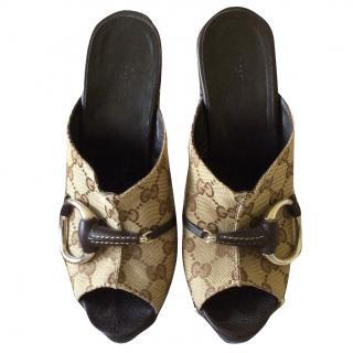 Gucci Platform Shoes