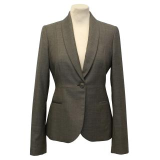 Stella McCartney Grey Wool Blazer