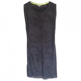 Dagmar Grey Sportsluxe Dress