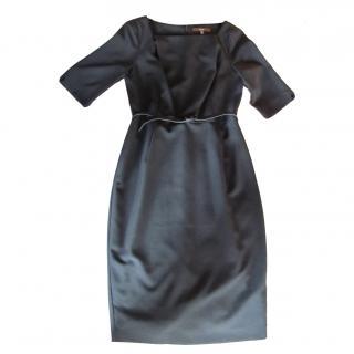 Single black dress