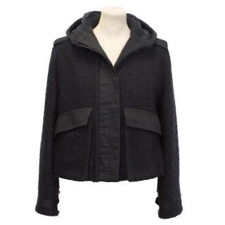 Reed Krakoff Navy Blue Wool Jacket