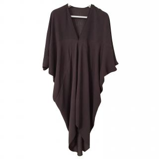 Rick Owens Brown dress