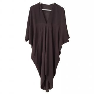 Rick Owens Brown dress