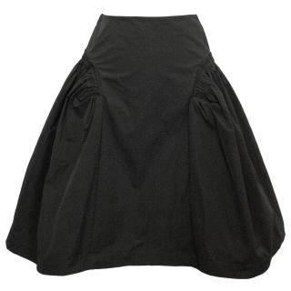 Simone Rocha Black Full Skirt