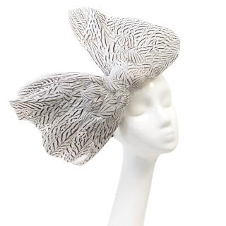 Bespoke Feather Angel Wings Fascinator