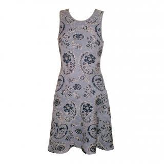 ISSA grey dress, size S