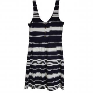 J.Crew Navy Cotton Dress