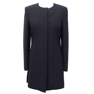 Ulrich Engler Navy Coat