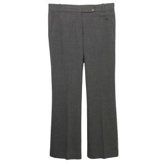 BCBG Max Azria Grey Suit Trousers