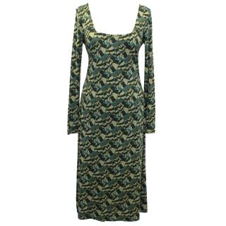 Allegra Hicks Silk Dress
