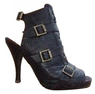 Juicy Couture Nakia Ankle-Wrap Booties