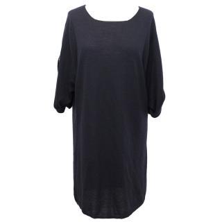 3.1 Phillip Lim Navy Wool Dress