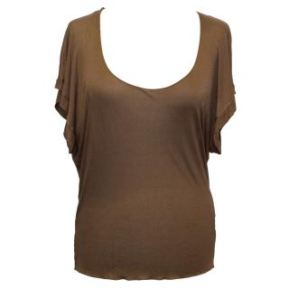 Gucci Brown Top