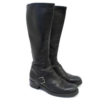 Jil Sander Knee Boots