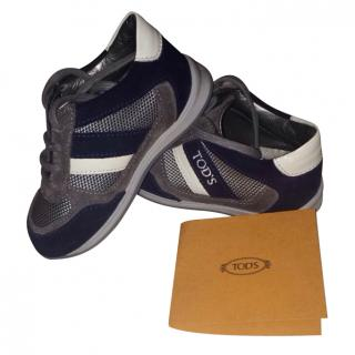 Boy's Tods Trainers